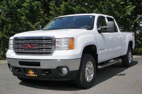 2011 GMC Sierra 2500HD for sale at West Coast Auto Works in Edmonds WA