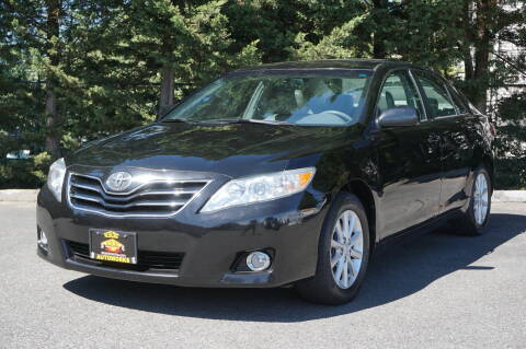 2011 Toyota Camry for sale at West Coast Auto Works in Edmonds WA