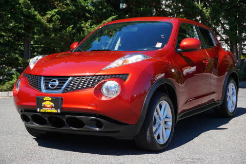 2011 Nissan JUKE for sale at West Coast Auto Works in Edmonds WA