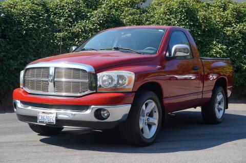 2006 Dodge Ram Pickup 1500 for sale at West Coast Auto Works in Edmonds WA