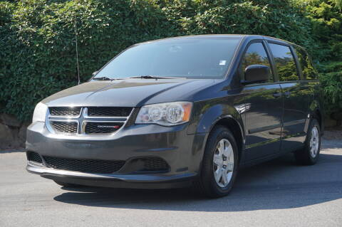2012 Dodge Grand Caravan for sale at West Coast Auto Works in Edmonds WA