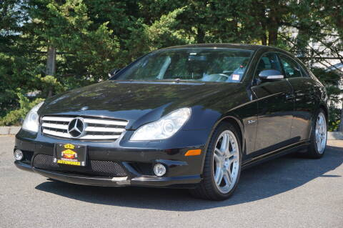 2007 Mercedes-Benz CLS for sale at West Coast Auto Works in Edmonds WA