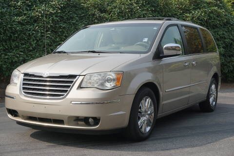 2008 Chrysler Town and Country for sale at West Coast Auto Works in Edmonds WA