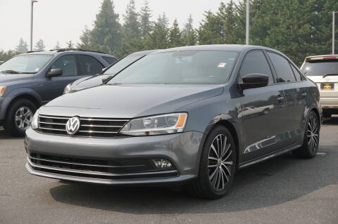2016 Volkswagen Jetta for sale at West Coast Auto Works in Edmonds WA