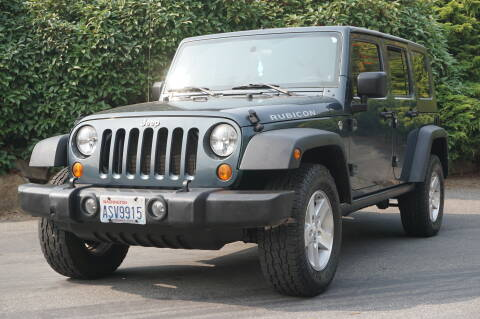 2008 Jeep Wrangler Unlimited for sale at West Coast Auto Works in Edmonds WA