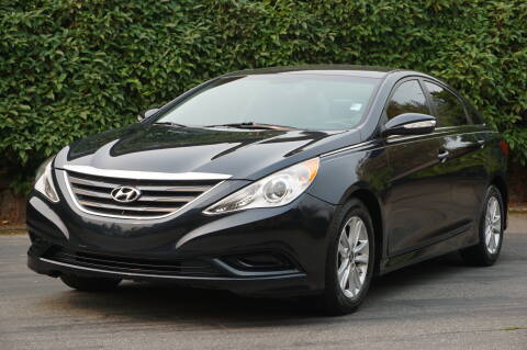 2014 Hyundai Sonata for sale at West Coast Auto Works in Edmonds WA