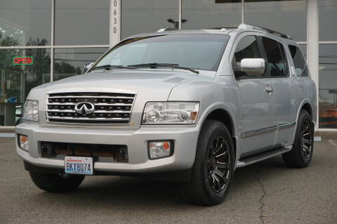 2010 Infiniti QX56 for sale at West Coast Auto Works in Edmonds WA