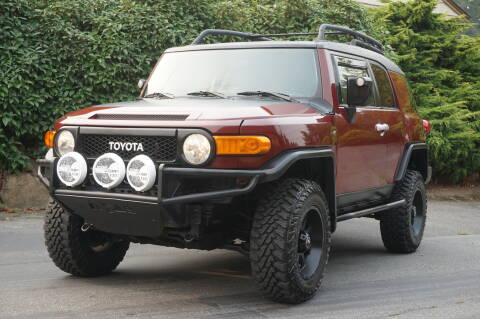 2008 Toyota FJ Cruiser for sale at West Coast Auto Works in Edmonds WA