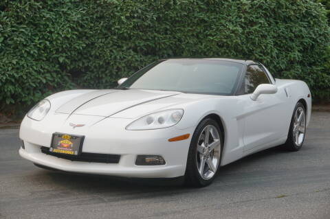 2006 Chevrolet Corvette for sale at West Coast Auto Works in Edmonds WA