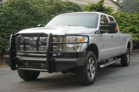 2014 Ford F-250 Super Duty for sale at West Coast Auto Works in Edmonds WA
