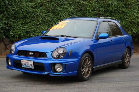 2002 Subaru Impreza for sale at West Coast Auto Works in Edmonds WA