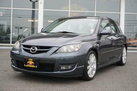 2009 Mazda MAZDASPEED3 for sale at West Coast Auto Works in Edmonds WA