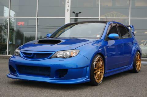 2008 Subaru Impreza for sale at West Coast Auto Works in Edmonds WA