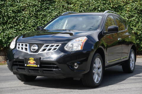 2012 Nissan Rogue for sale at West Coast Auto Works in Edmonds WA