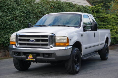 1999 Ford F-250 Super Duty for sale at West Coast Auto Works in Edmonds WA