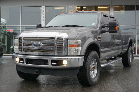 2008 Ford F-350 Super Duty for sale at West Coast Auto Works in Edmonds WA