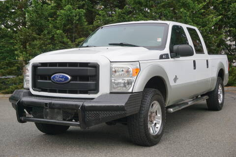 2011 Ford F-250 Super Duty for sale at West Coast Auto Works in Edmonds WA