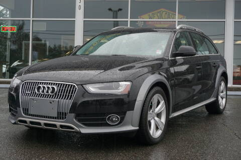 2013 Audi Allroad for sale at West Coast Auto Works in Edmonds WA