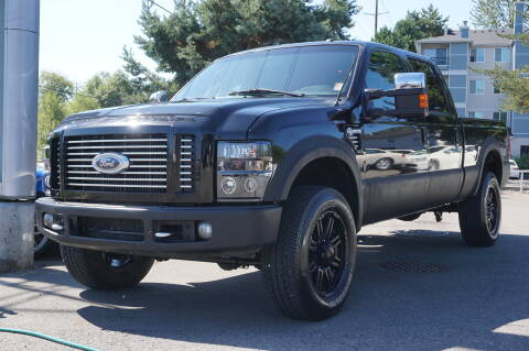 2009 Ford F-350 Super Duty for sale at West Coast Auto Works in Edmonds WA