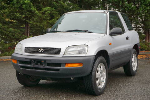 1997 Toyota RAV4 for sale at West Coast Auto Works in Edmonds WA
