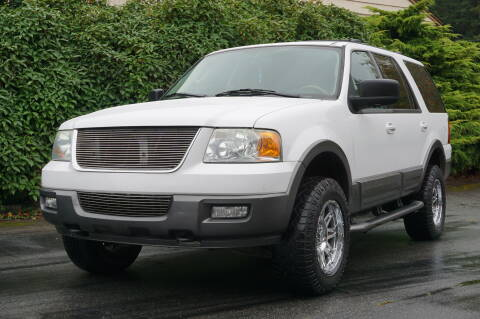 2004 Ford Expedition for sale at West Coast Auto Works in Edmonds WA