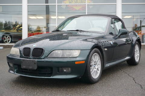 2000 BMW Z3 for sale at West Coast Auto Works in Edmonds WA
