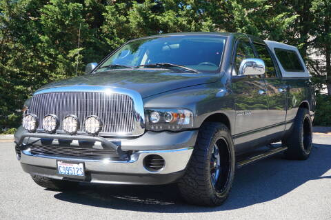 2004 Dodge Ram Pickup 1500 for sale at West Coast Auto Works in Edmonds WA