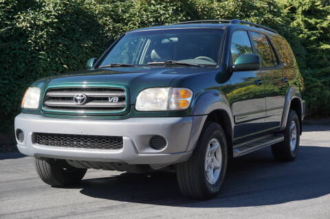2001 Toyota Sequoia for sale at West Coast Auto Works in Edmonds WA