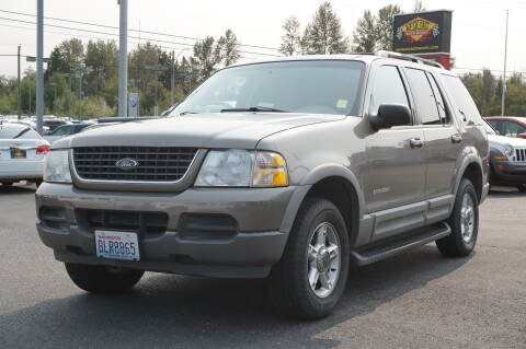 2002 Ford Explorer for sale at West Coast Auto Works in Edmonds WA