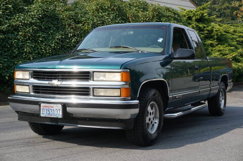 1998 Chevrolet C/K 1500 Series for sale at West Coast Auto Works in Edmonds WA