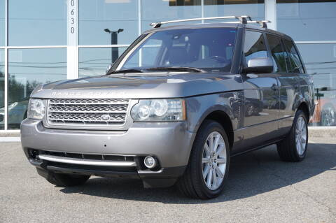 2010 Land Rover Range Rover for sale at West Coast Auto Works in Edmonds WA