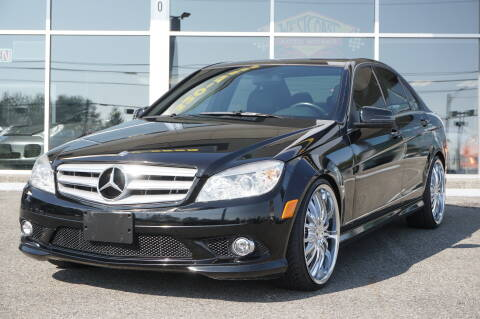 2010 Mercedes-Benz C-Class for sale at West Coast Auto Works in Edmonds WA