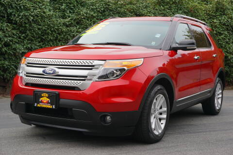 2012 Ford Explorer for sale at West Coast Auto Works in Edmonds WA