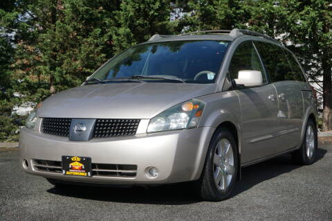 2005 Nissan Quest for sale at West Coast Auto Works in Edmonds WA