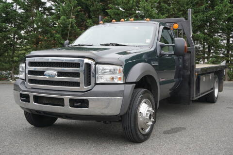 2005 Ford F-550 Super Duty for sale at West Coast Auto Works in Edmonds WA