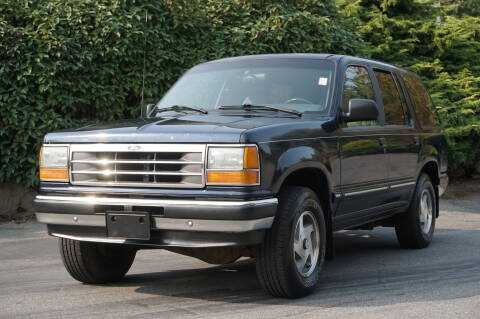 1992 Ford Explorer for sale at West Coast Auto Works in Edmonds WA