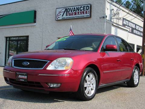 2006 Ford Five Hundred for sale in Tewksbury, MA