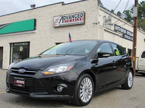 2012 Ford Focus for sale in Tewksbury, MA