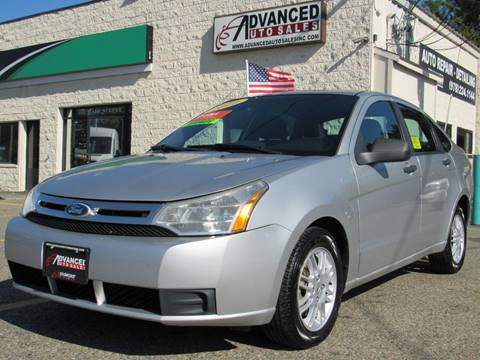 2010 Ford Focus for sale in Tewksbury, MA