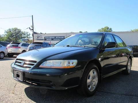 2001 Honda Accord for sale in Tewksbury, MA