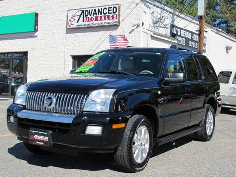 2006 Mercury Mountaineer for sale in Tewksbury, MA