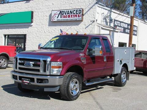 2008 Ford F-350 Super Duty for sale in Tewksbury, MA