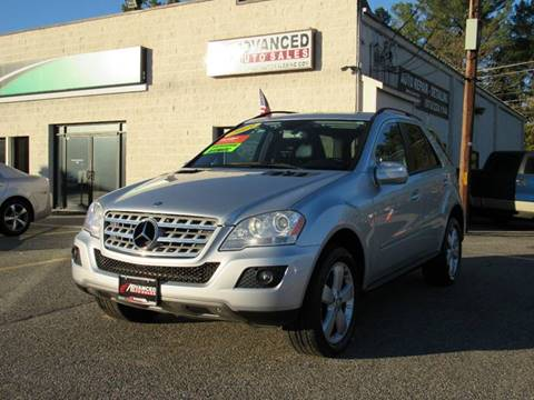 2009 Mercedes-Benz M-Class for sale in Tewksbury, MA