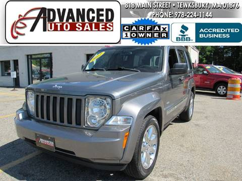 2012 Jeep Liberty for sale in Tewksbury, MA