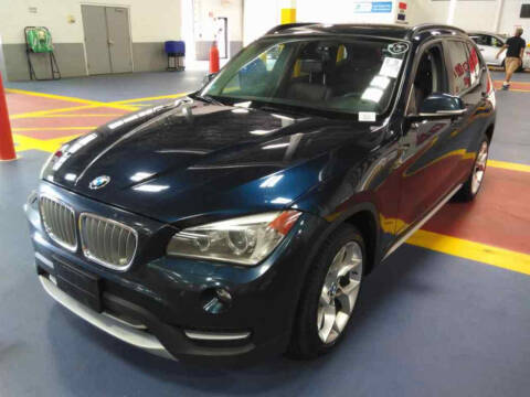 2013 BMW X1 for sale at Advanced Auto Sales in Tewksbury MA