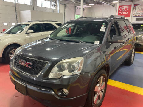 2011 GMC Acadia for sale at Advanced Auto Sales in Tewksbury MA