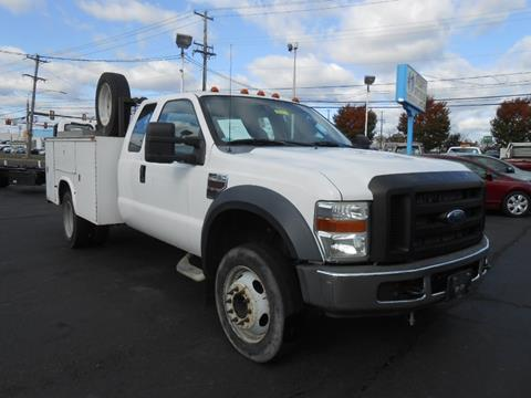 2008 Ford F-450 Super Duty for sale in Langhorne, PA