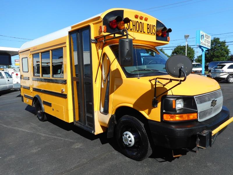 2004 Chevrolet Express Bus 159 Wb Drw Bus In Langhorne Pa
