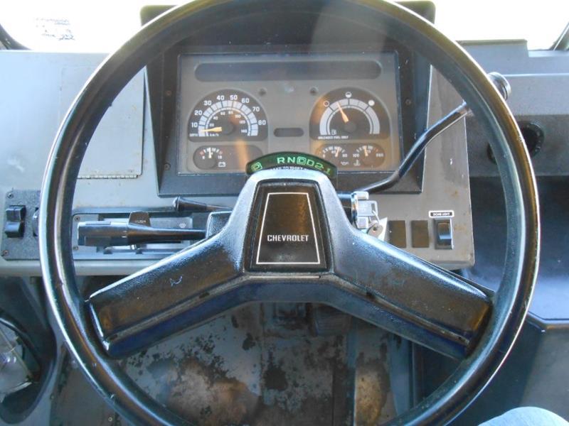 1995 Chevrolet P30 178' WB DRW - Langhorne PA