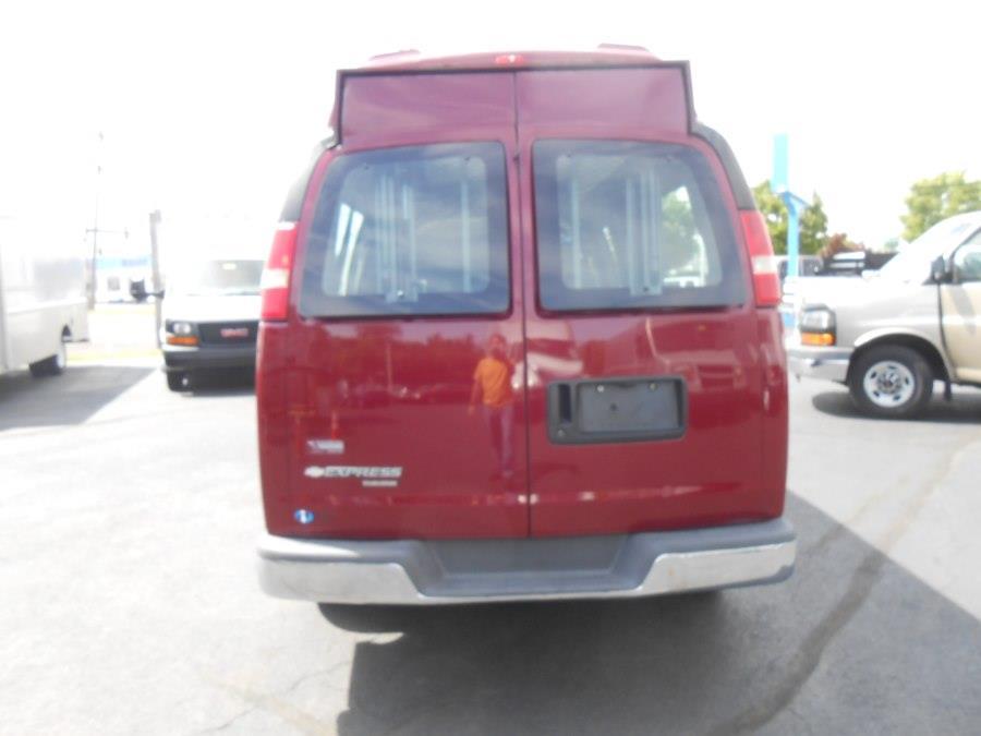 2007 Chevrolet Express Passenger LS 3500 3dr Extended Passenger Van - Langhorne PA